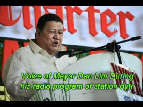 Mayor Dan Lim Answers on Sex Organ Show Issue    Part 2