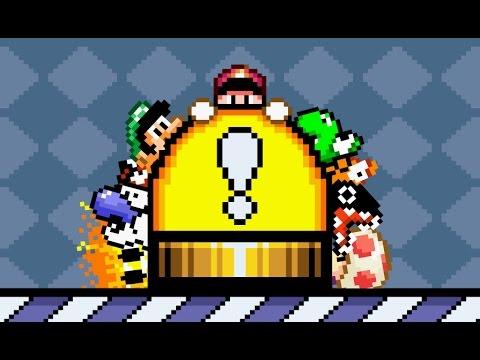 Mario's Switch Calamity