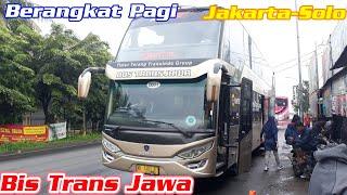 Terbaru !!! Bis Trans Jawa Jakarta-Solo (Live Streaming)