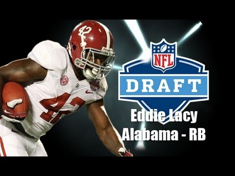 Eddie Lacy - 2013 NFL Draft Profile