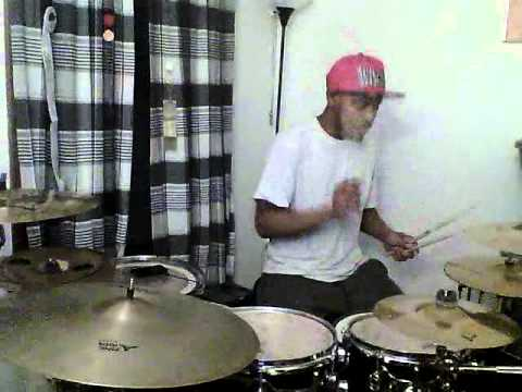 Mrdrumstreet Drum Cover To Kierra Sheard Since I Found Christ video