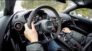 2018 Audi TT RS | Exhaust Notes