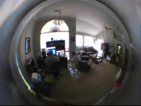 Homemade Fisheye Lens