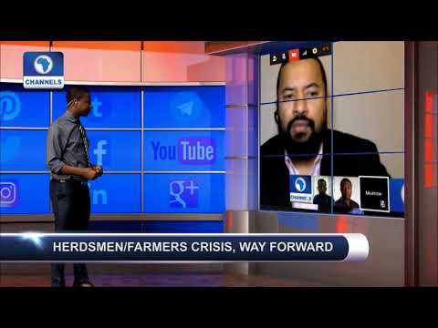 Focus On Herdsmen/Farmers Crisis, Way Forward Pt.2 |Channels Beam|