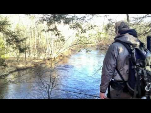 Michigan Spring Steelhead Fishing