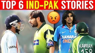 Top 6 India-Pakistan Cricket Stories | World Cup 2019 Ind Pak Match