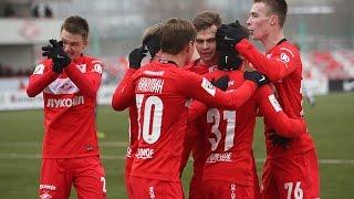Топ-10 голов молодежного состава «Спартака» в 2016 году. Выбираем лучший!