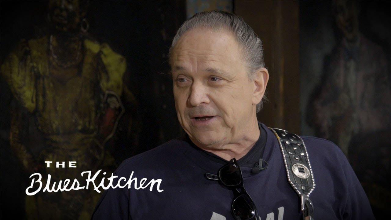 "Jimmie Vaughan - 「The Blues Kitchen」がInterview & (""Baby What's Wrong"") Live映像を公開 thm Music info Clip"