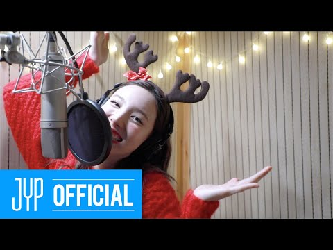 """santa Tell Me (ariana Grande) "" Cover By Nayeon"