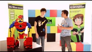 Ben 10 WORLD RECORD promo