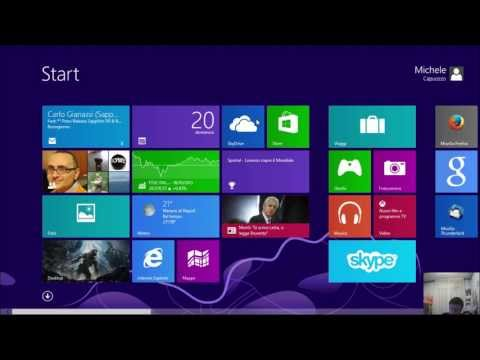 Windows 8.1 - Le Principali Novità e Come installarlo - Download - Review