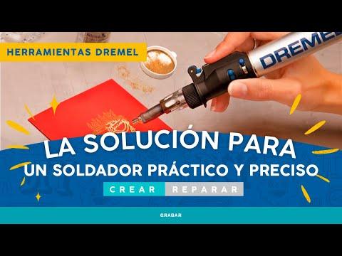 DREMEL Versatip & Versaflame - Aplicaciones