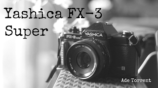 Yashica FX 3 Super | Best Analog SLR For Beginners?