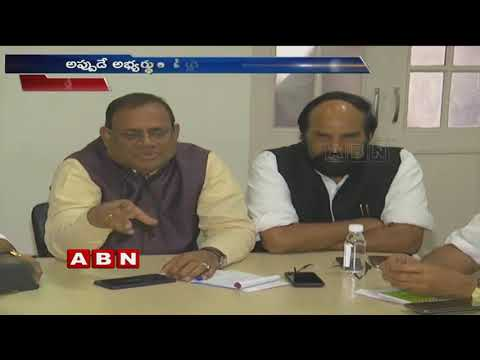 Uttam Kumar Reddy meets Congress Core Committee in Delhi | Discuss over seats allocation