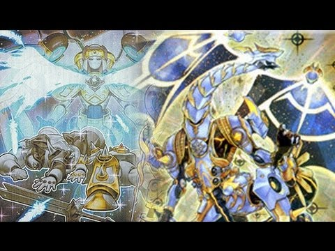 Constellar Deck Profile - April 2013 YUGIOH!!