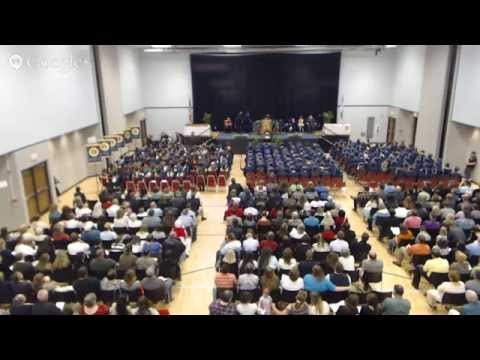 West Virginia University at Parkersburg Commencement - May 17th, 2014