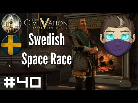 Civilization V: Swedish Space Race #40 - Freedom-Haters