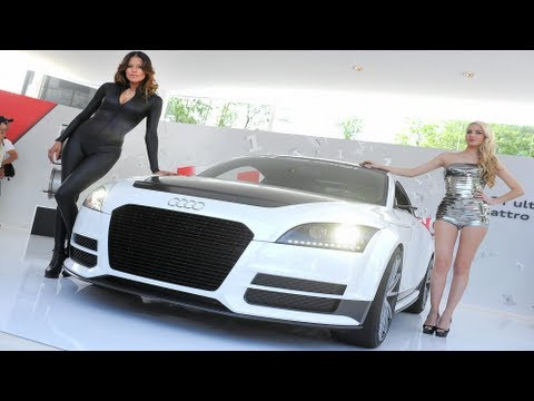 """Audi machte den Wörthersee zum """"Home of quattro"""
