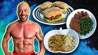 Lean Vegan Muscle Day Of Eating | Quarantine Edition