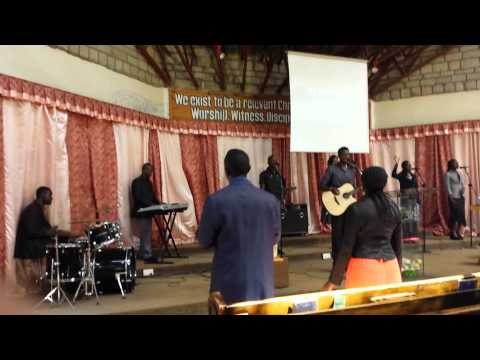 Praise and Worship,Faith Community Church Kitale Kenya 1