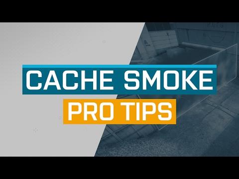 "ProTips: Cache ""Criss-cross"" Mid Smoke"