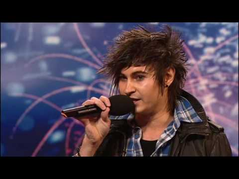 Greg Pritchard (HQ) Britain's Got Talent 2009