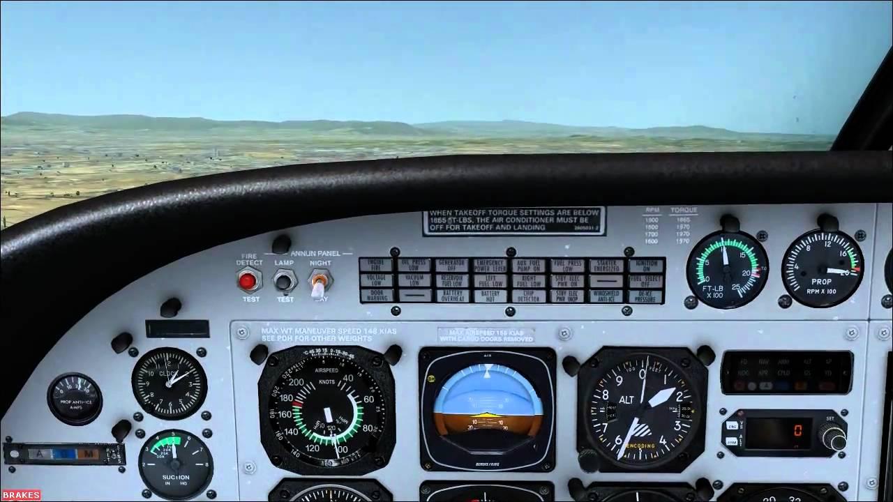 Carenado Cessna 208 Carenado Cessna Grand Caravan