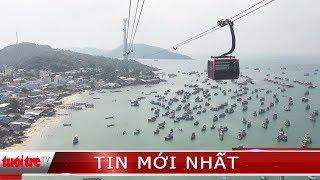 ⚡ NÓNG | Tuyến cáp treo vượt biển dài nhất thế giới tại Phú Quốc