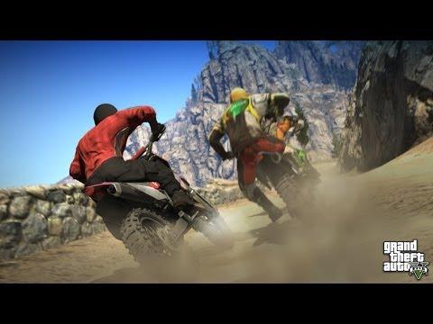 EXTREME GTA 5 Stunt #2