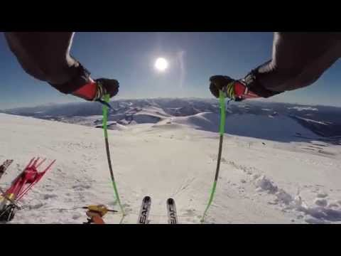 THE PERFECT TURN by TED LIGETY