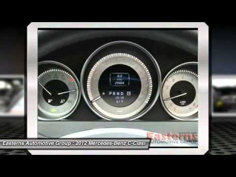 2012 Mercedes-Benz C-Class DC, Maryland, and Virginia 89357
