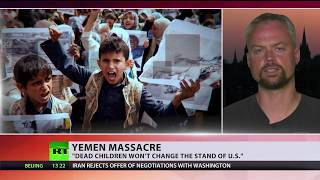 'Yemen is this generation's Vietnam' – analyst as US bomb pieces found at site of bus airstrike