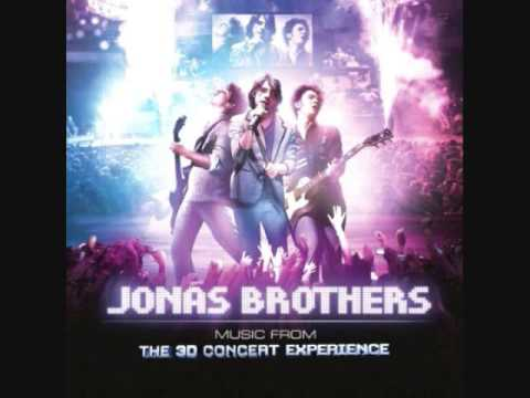 Jonas Brothers Pushing me Away Pushing me Away-jonas Brothers