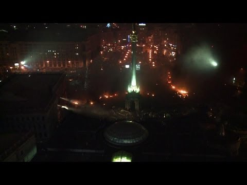 Deadly violence shatters Ukraine truce