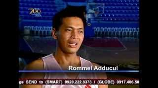 Rommel Aducul : Why Me?