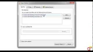 How To Convert  MP3  To WAV Or WAV To MP3 Using VLC