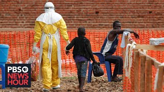 How war and misinformation are complicating the DRC's Ebola battle