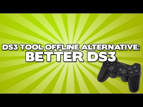 DS3 Tool Offline Alternative: Better DS3