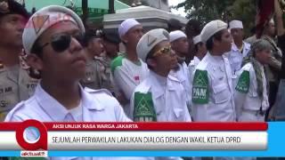 Habib Rizieq vs AHOK : Habib Rizieq Shihab Ngamuk Ngamuk Di Gedung KPK Tuntut Ahok Ditangk