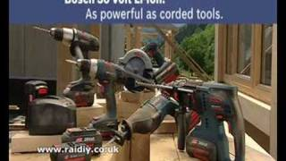 Bosch Tools - Bosch Professional Cordless Collection