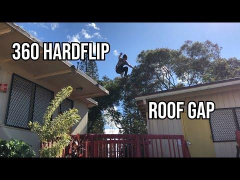 360 Hardflip Roof Gap