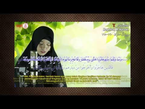 download lagu Maghfirah M Hussain Surah Ali Imran 190-195 gratis
