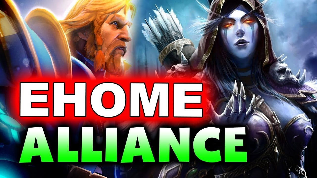 ALLIANCE vs EHOME - SEMI-FINAL - DOTA PIT Minor 2019 DOTA 2