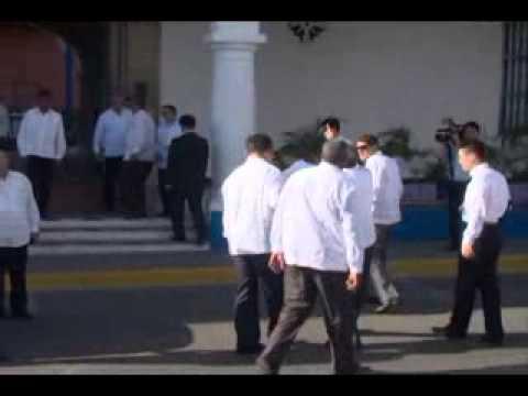 CONCLUYE VISITA OFICIAL DEL PRESIDENTE DEL GIGANTE ASIÁTICO XI JINPING A CUBA.