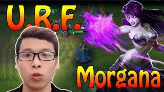 [URF] Morgana - Trói Liên Tục Hack Não Tới Chết | Trâu best Udyr