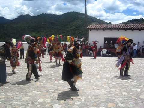 Baile Los Toritos_Cubulco
