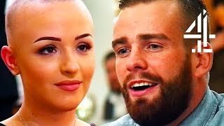 Powerful Moment When Taking Wig Off For The First Time On A Date | First Dates
