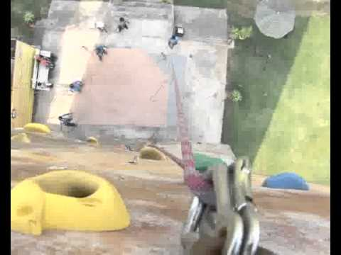 Yasin Ali Practice EME Society For Speed Climbing World Cup Pkg By Ijaz Wasim City42
