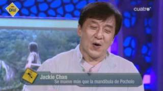 El hormiguero 2.0: Jackie Chan Will Smith (1/2) 26/08/2010