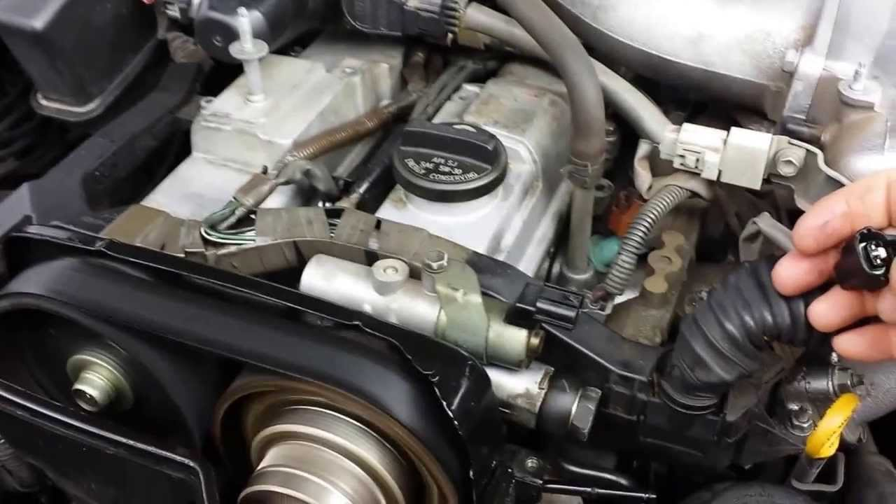 Wiring Diagram 2000 Lexus Es300 Bgmt Data Ac Is300 P1349 And Misfire Youtube Knock Sensor Relay